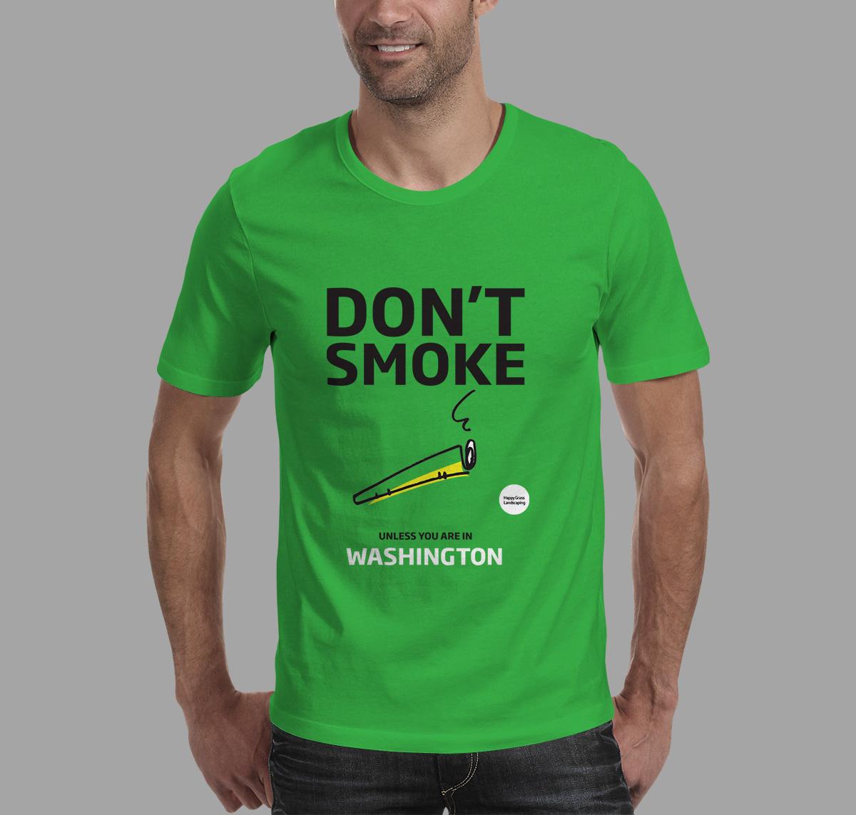 Playful, Colorful, Landscaping T-shirt Design for Shirt Hacker LLC in  United States | Design 4176093 - Playful, Colorful, Landscaping T-shirt Design For Shirt Hacker LLC
