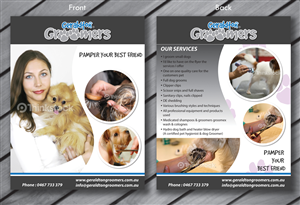 Create A Flyer For A Company 1135917