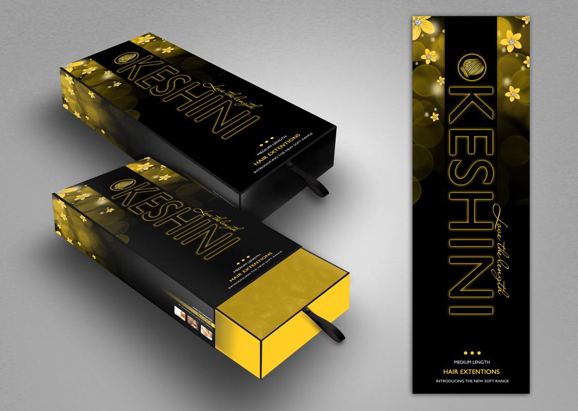 elegant serious packaging design for bryan woodard by