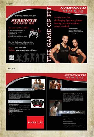 9 Modern Bold Graphic Designer Brochure Designs for a Graphic ...