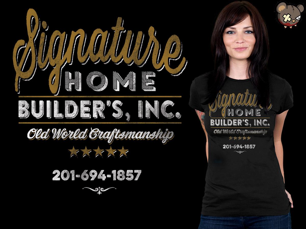 60 T-shirt Designs | Building T-shirt Design Project for a Business ...