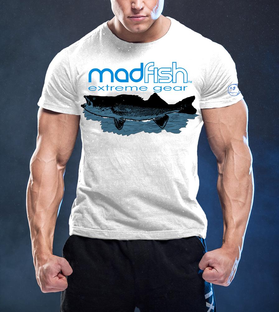 T shirt design hong kong - T Shirt Design By Vintagedesigner For Madfish Design 4161193