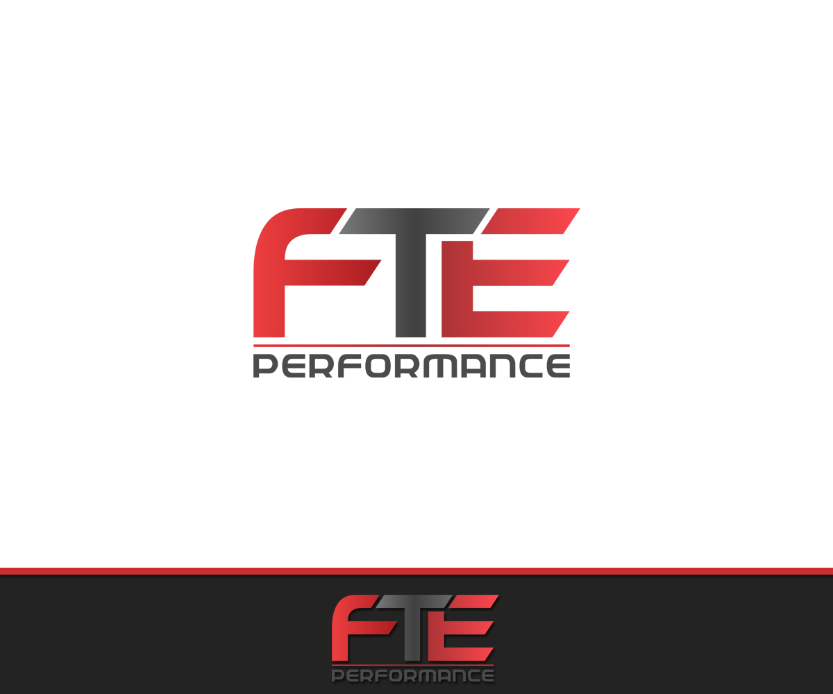 Consulting logo design for fte performance by pine design for Consulting logo design