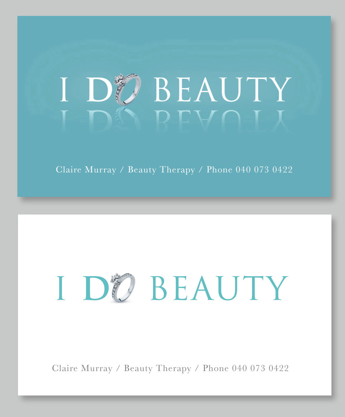 Business Card Design By Jacob Erasmus For Beauty Therapy 1146510