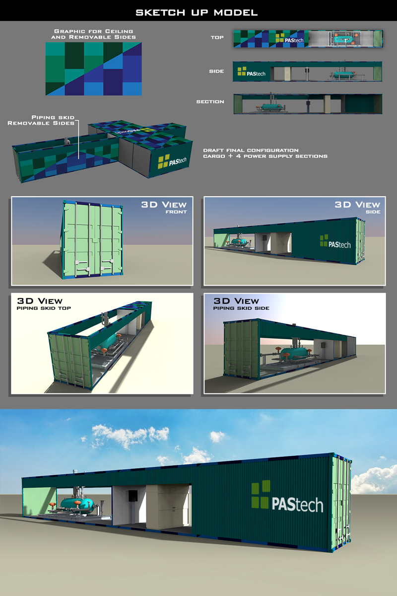3D Design for a Company by sabros | Design #4135431