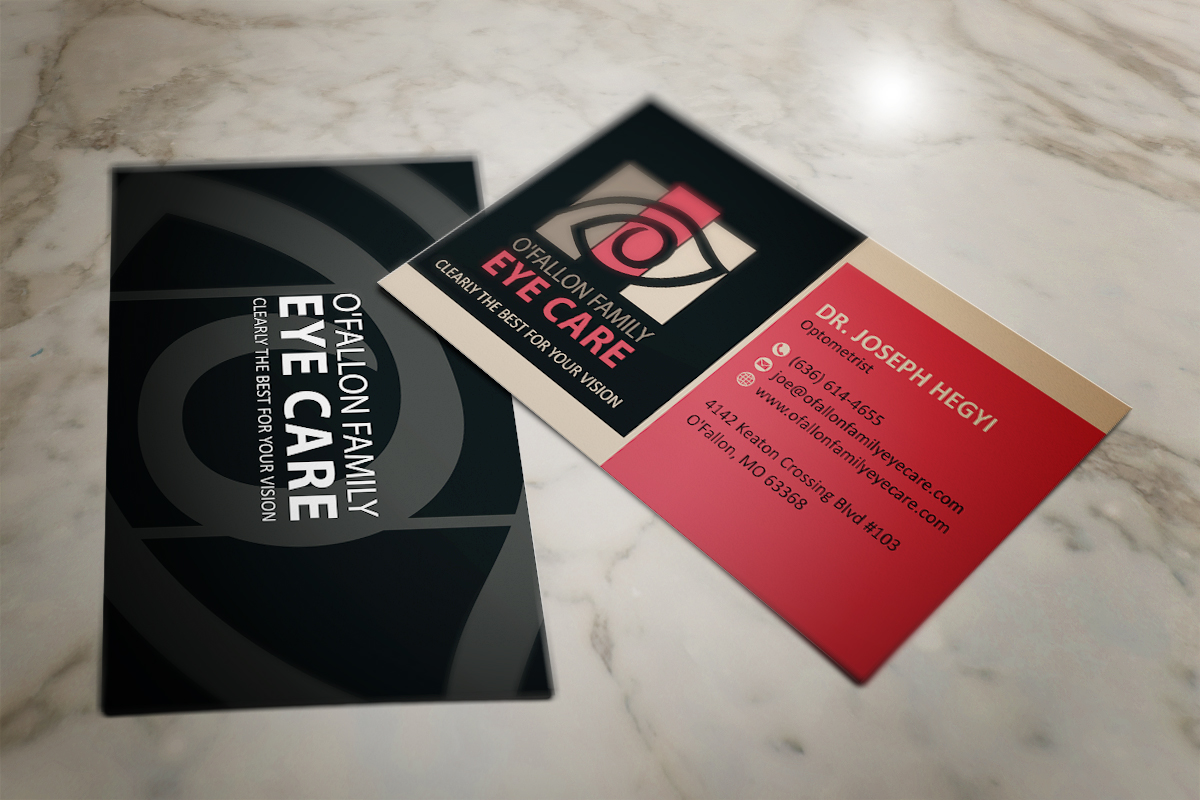 Business Business Card Design for a Company by MT | Design #4183535
