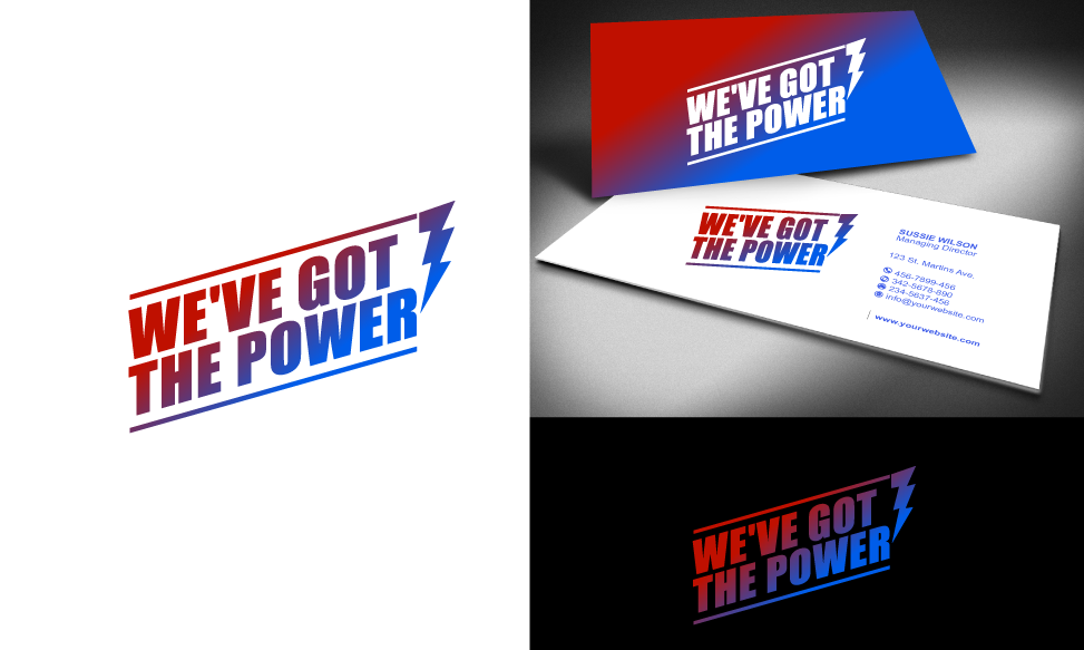 3d Exhibition Designer Jobs In Singapore : Event logo design for we ve got the power by designgreen
