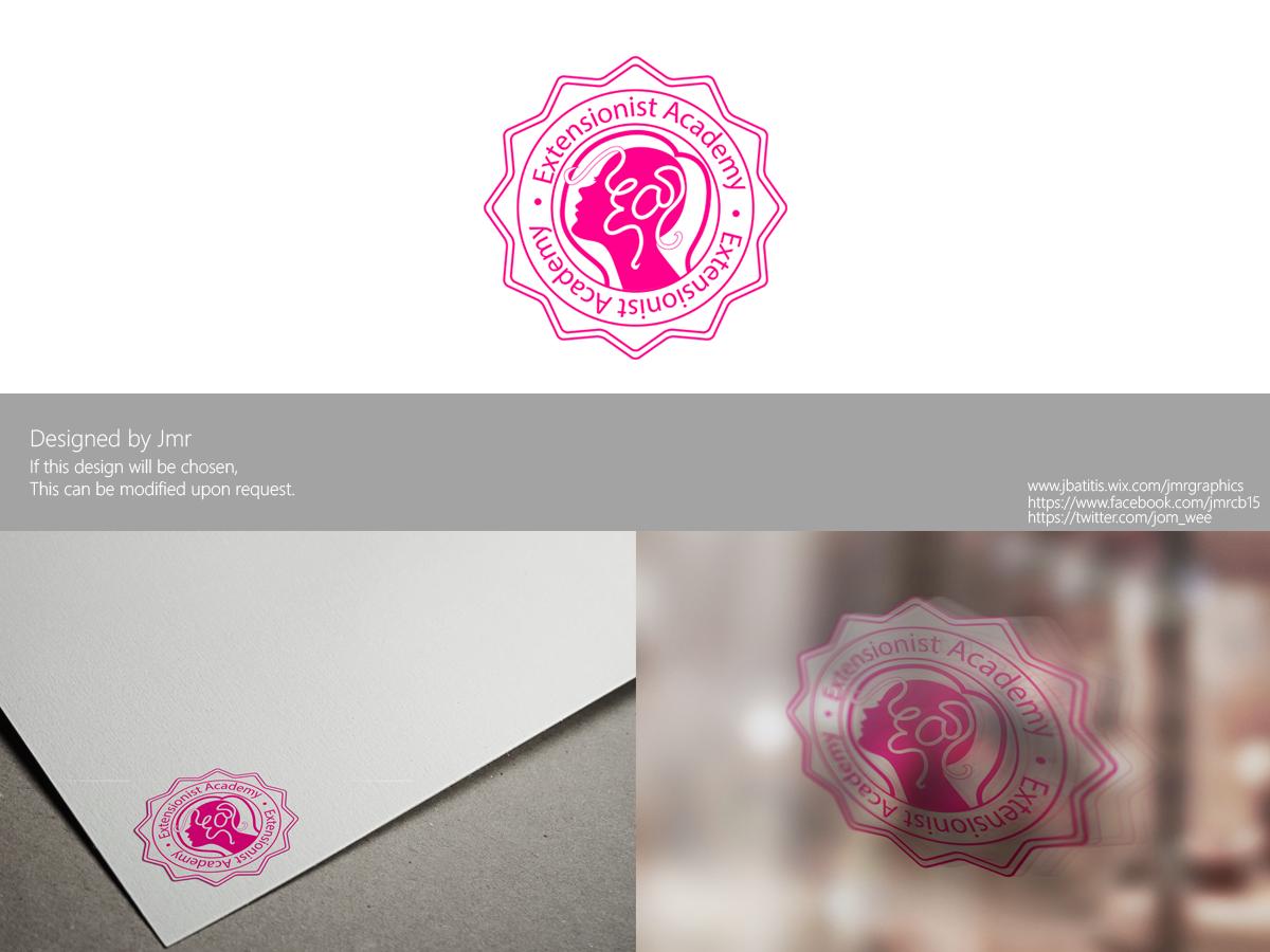 design de logo graphic design pour the extensionist