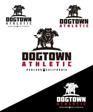 Logo Design by StudioD™ - Dogtown Athletic