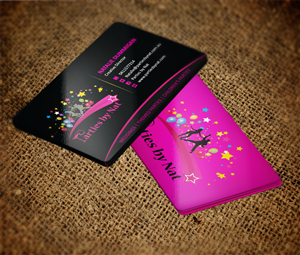 Party Planning Business Cards 40