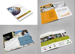 Brochure Design by yuliusstar - EPS Recycling Rpt