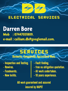 Business Card Design By MHY For This Project