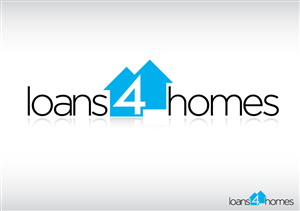 Blue Mortgage Logo Design 1156996