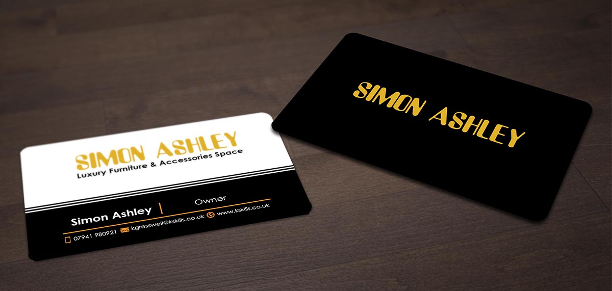 Business Card Design for David by Pointless Pixels India | Design ...