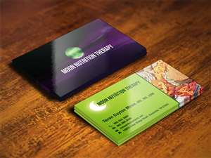 Moon business card designs 4 moon business cards to browse moon nutrition therapy needs a business card design business card design by sajin colourmoves