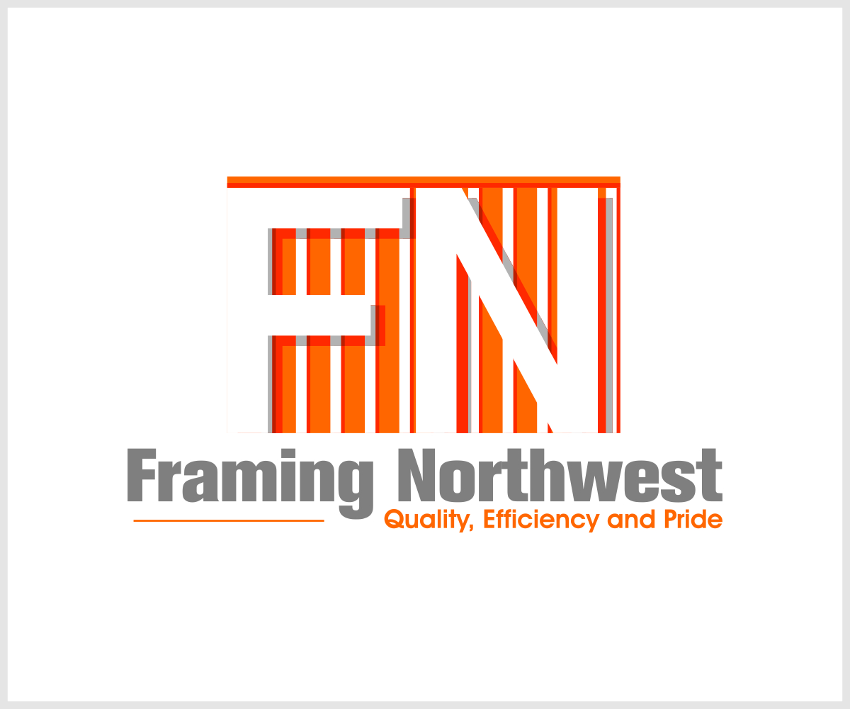 It Company Logo Design for Framing Northwest by Creator | Design ...