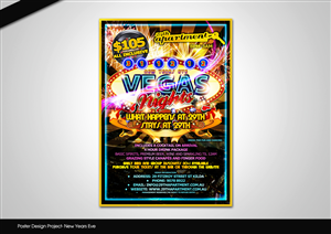 Poster Design by disign - Poster Design Project- New Years Eve