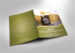 Brochure Design by Sarmishtha Chattopadhyay - FGW Info Brochure