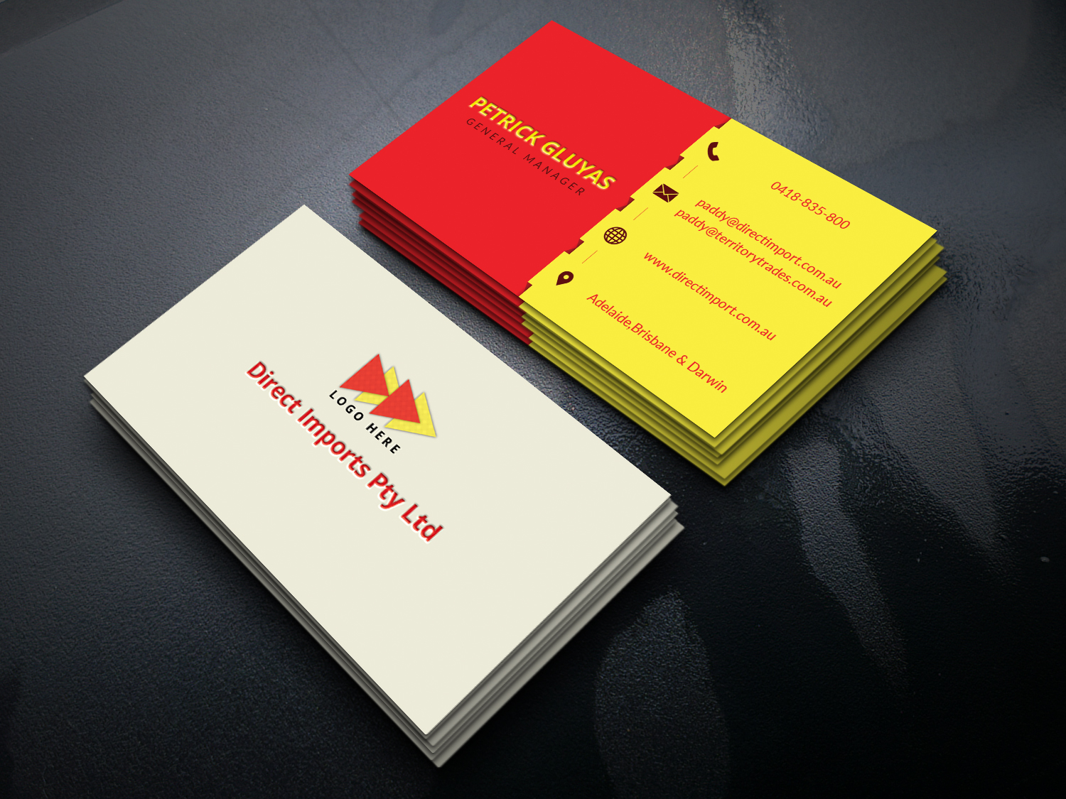Upmarket modern business business card design for a company by business card design by momoothoi for this project design 14469581 colourmoves