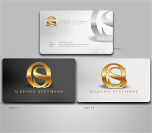 Business Card Design By Disign For This Project