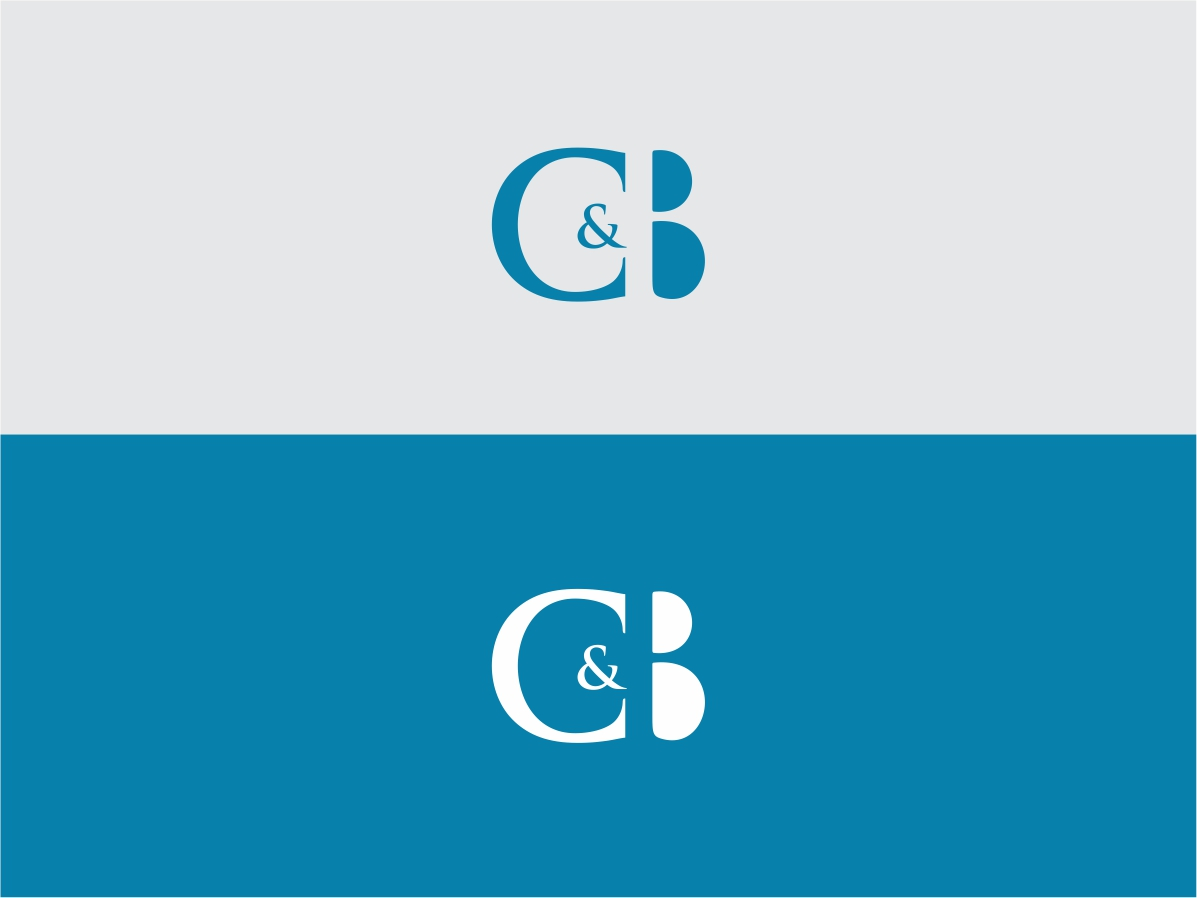 Law firm logo design for c b or cohen bordeaux by for Design firma