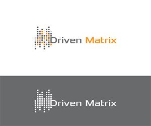 Logo Design by nandkumar - Driven Matrix Logo