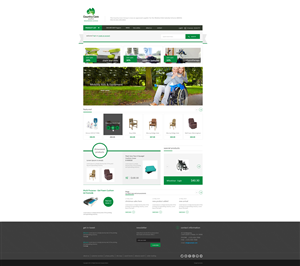 eCommerce Design by aarsita