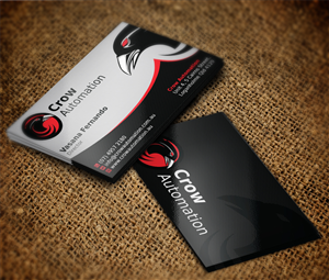 Business Card Design By Mt