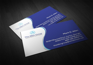 Business Card Design by Amduat