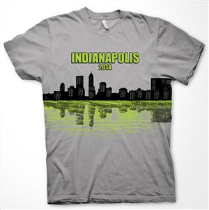 Ideas For T Shirt Designs ready for battle guys t shirt design Bold Playful Building Tshirt Design By Jaden Ranen