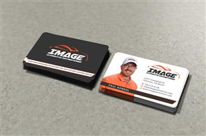 Business Card Design by Mili_Mi - Image Automotive Reconditioning Business Card