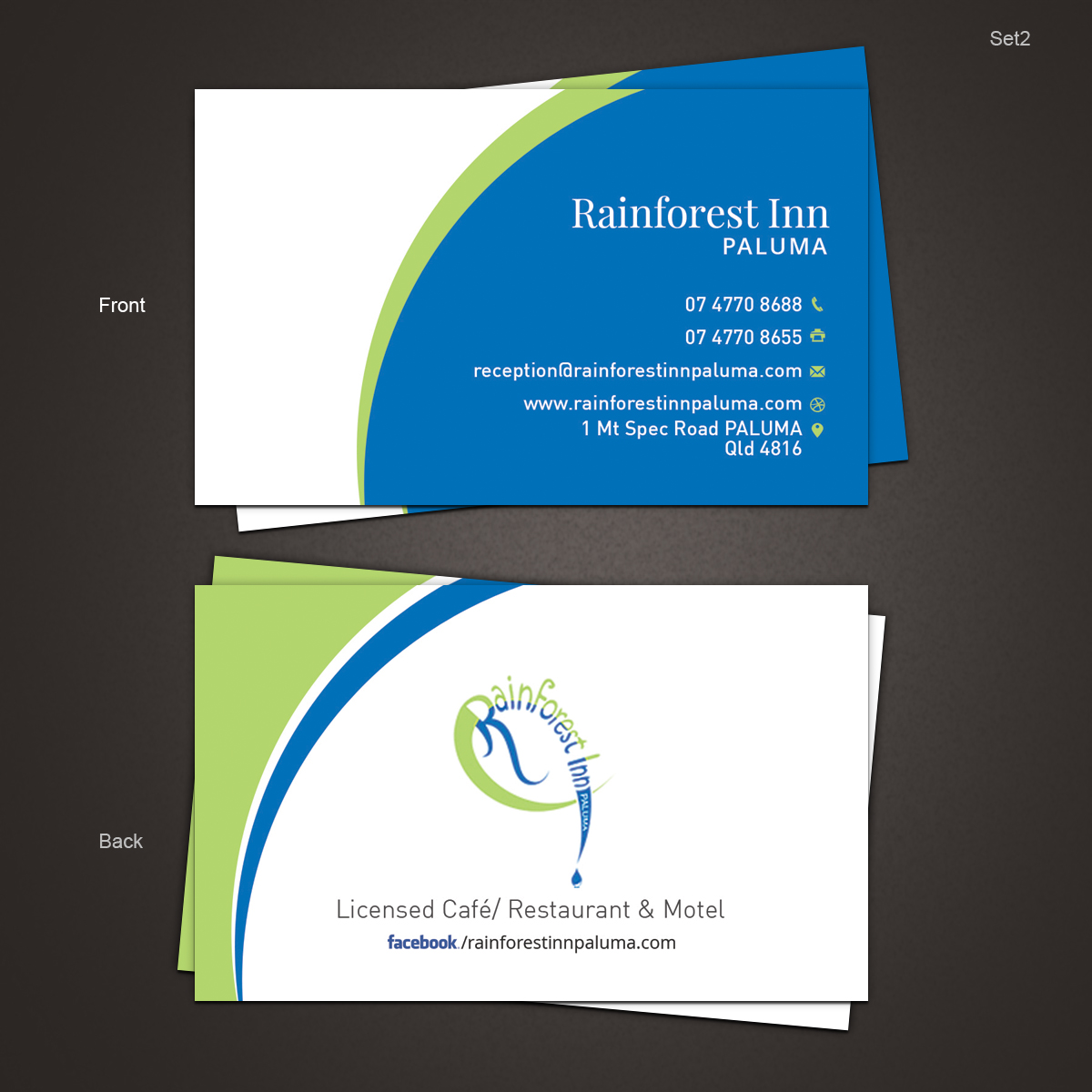 Upmarket, Modern, Travel Business Card Design for a Company by ...