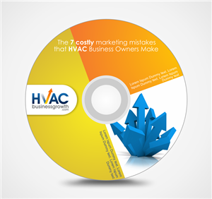 11 Modern Professional Marketing CD Cover Designs for a Marketing ...
