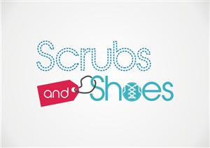 Logo Design by ikahartono - Scrubs and Shoes