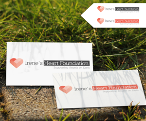 Logo Design by LuisFaus - Irene's Heart Foundation