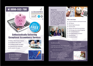 Exceptional Flyer Design 1213511