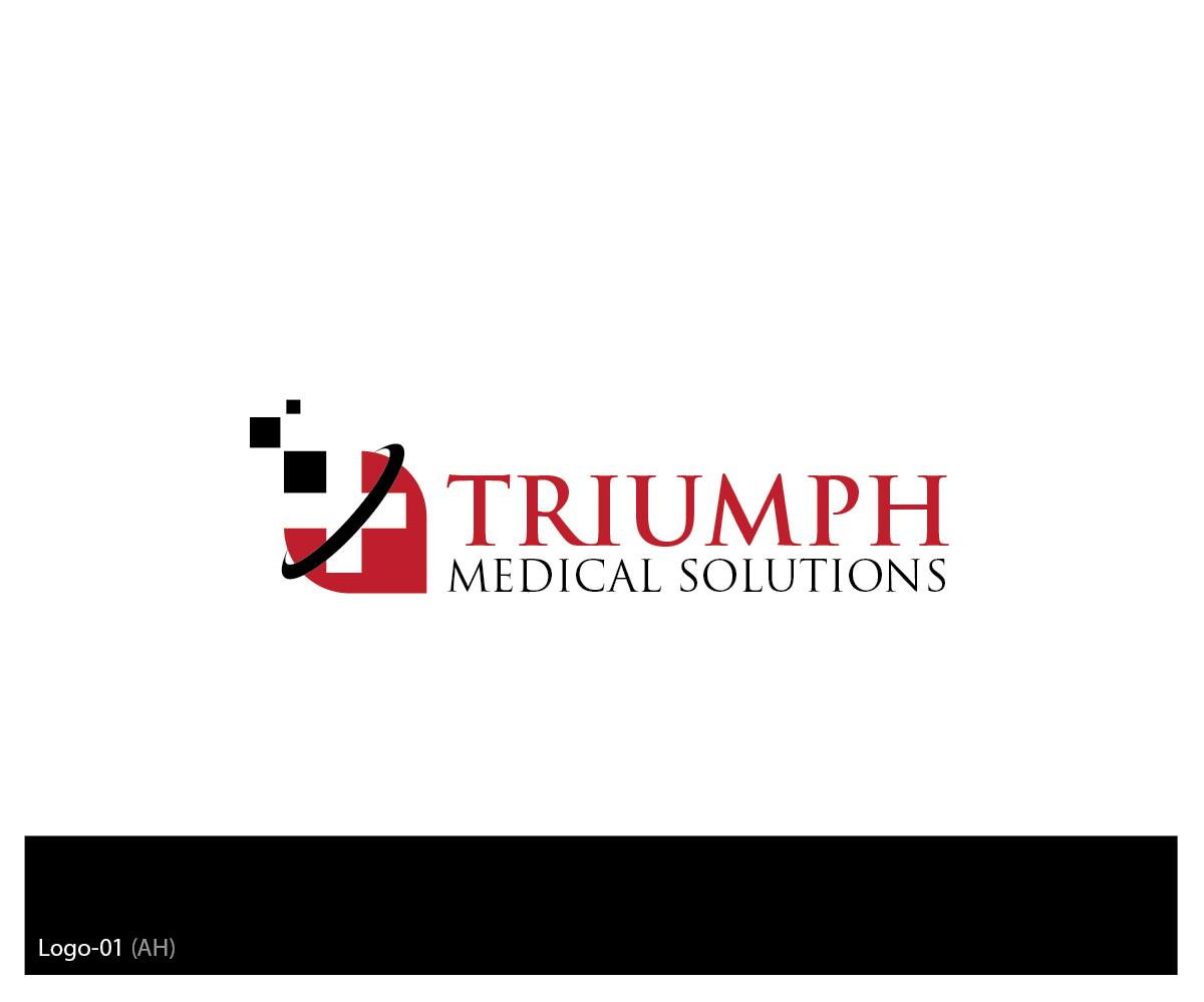 Logo design for chad herron by esolbiz design 4206400 for Medical product design companies