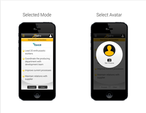 App Design by effektmedia.