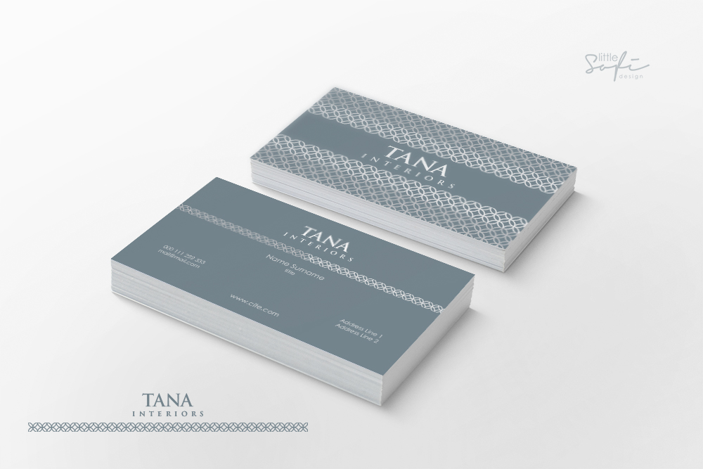 Business Business Card Design for a Company by Little Sofi | Design ...