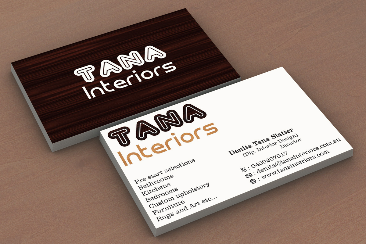 Business Business Card Design for a Company by Madhusudan | Design ...