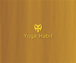 79 Modern Personable Fitness Logo Designs for YOGA HABIT a Fitness ...