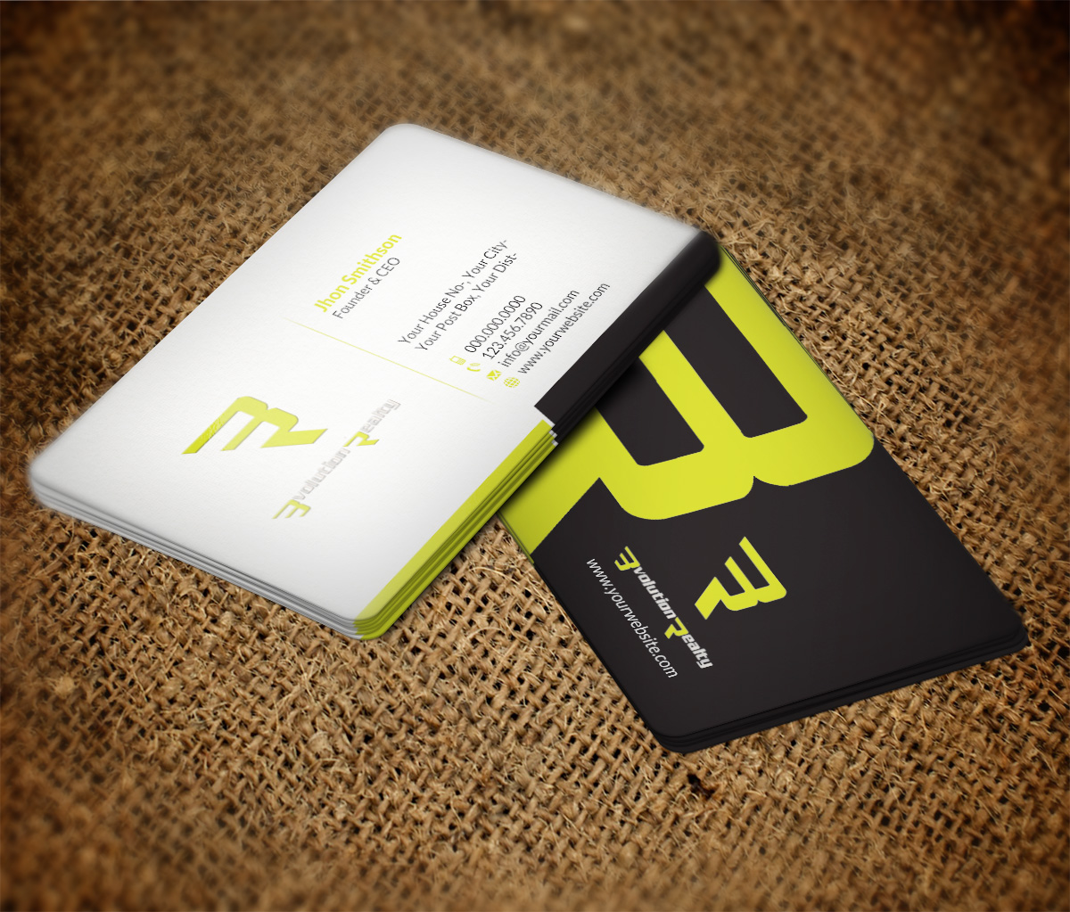 Entertainment Business Card Design for a Company by Alaminenterprise ...