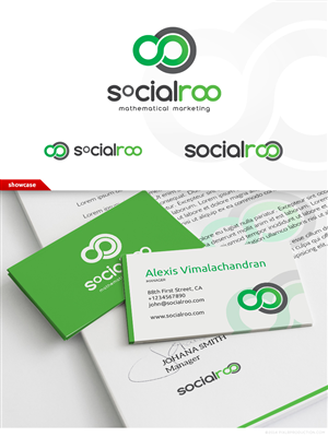 Logo Design by Pixlr Production - Clever LOGO ARTWORK for a mathematical marketin...