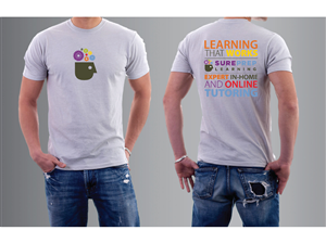 T-shirt Design by moses10 - SurePrep Learning T-shirt Design
