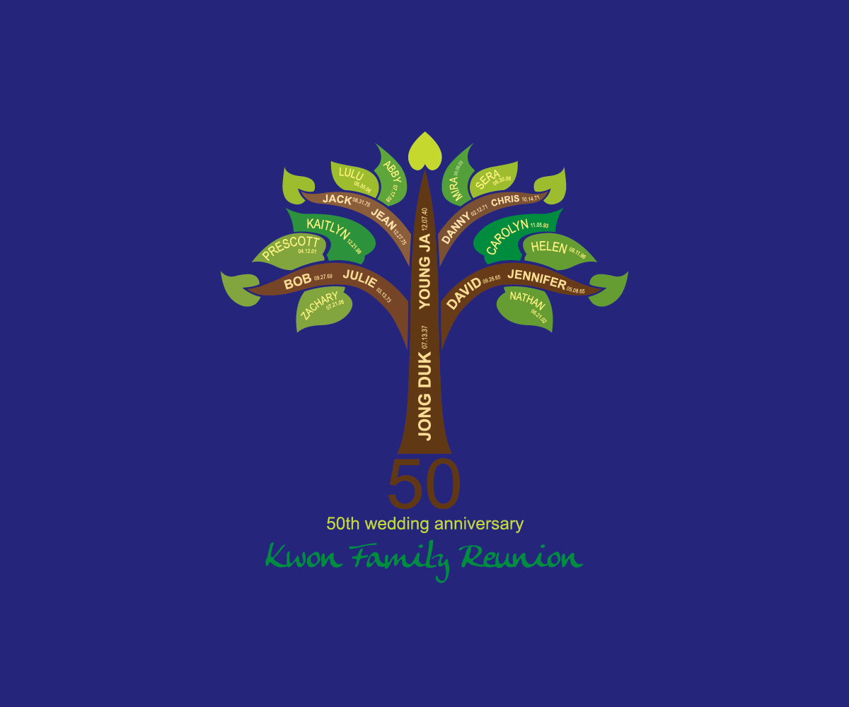 Design tshirt reunion - T Shirt Design By Ovimundaye Ovimundaye