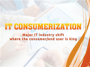 PowerPoint Design by MAS - PowerPoint Design Project for IT Consumerizatio...