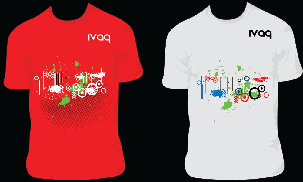 Upmarket elegant clothing t shirt design for diva for T shirt design service
