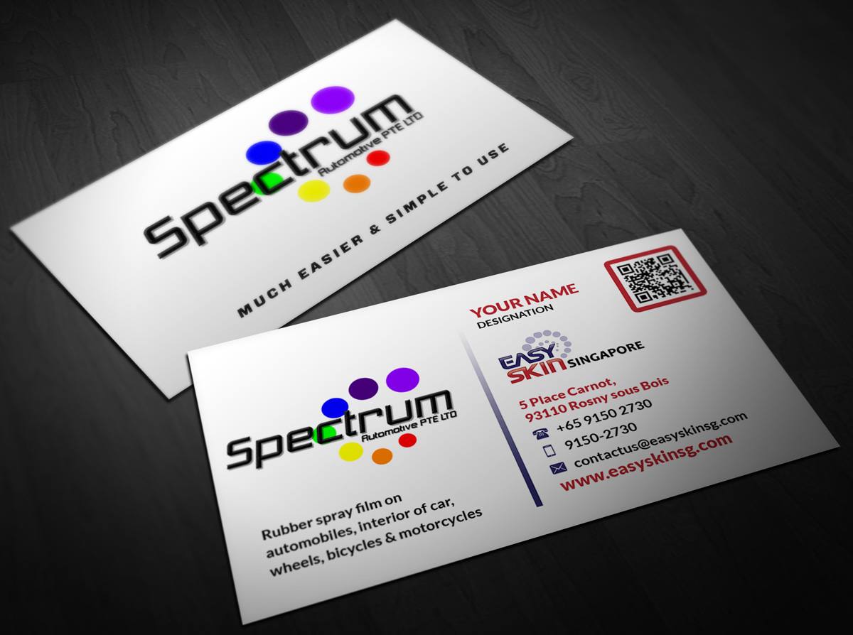 Industry Business Card Design for a Company by Pointless Pixels ...