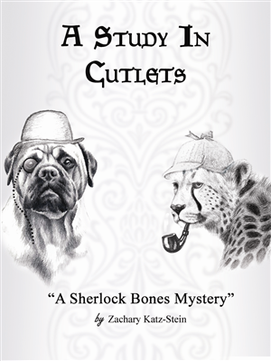 Graphic Design by ManoDesign1 - eBook and Print Cover (Sherlock Holmes fans cli...