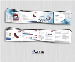 Brochure Design by Oilegak - Bio Molecular Systems Qseq Brochure